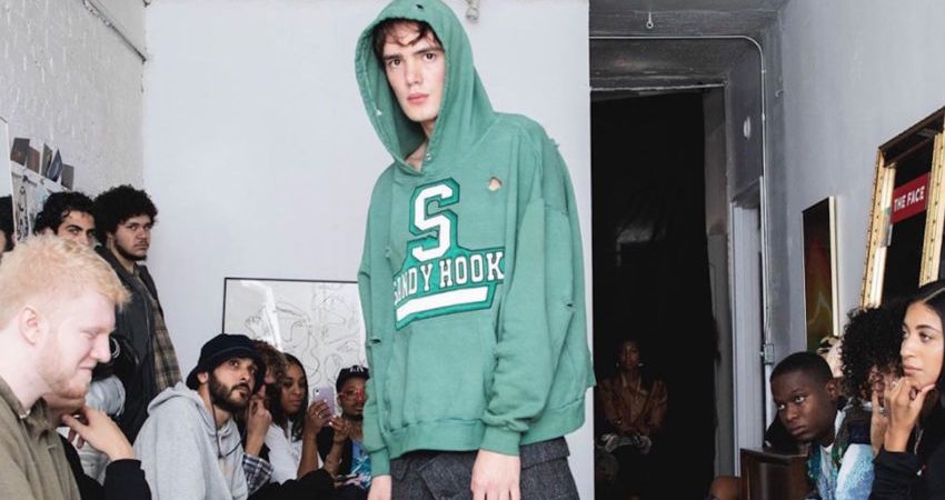 School-shooting-themed sweatshirts slammed by gun violence victims
