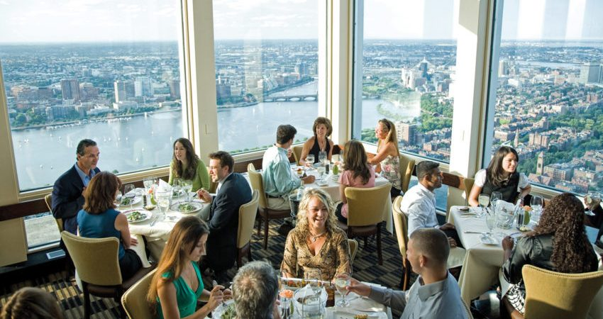 A Boston restaurant is among the 50 best for a date, says OpenTable