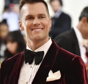 Sports Illustrated named Tom Brady one of the 50 most stylish athletes