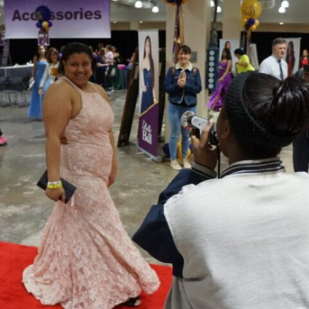 Belle of the Ball is collecting old prom dresses for students in need