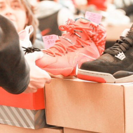All the sights and sneakers from Boston Got Sole