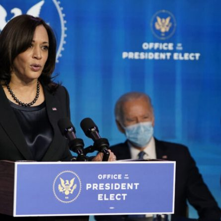 Kamala Harris's team says it was blindsided by VP-elect's Vogue cover photo